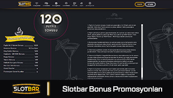 Slotbar Bonuslar