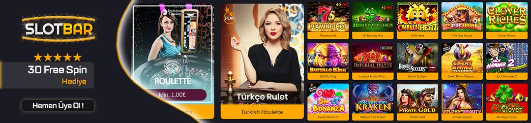 Slotbar Casino Sitesi | Slotbar Giriş - Slot Oyna