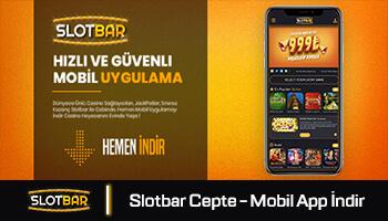 Slotbar Mobil App