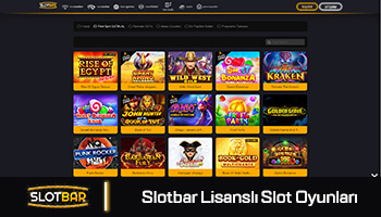Slotbar Slot Oyna